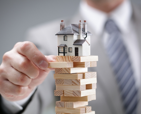 real estate incertainty